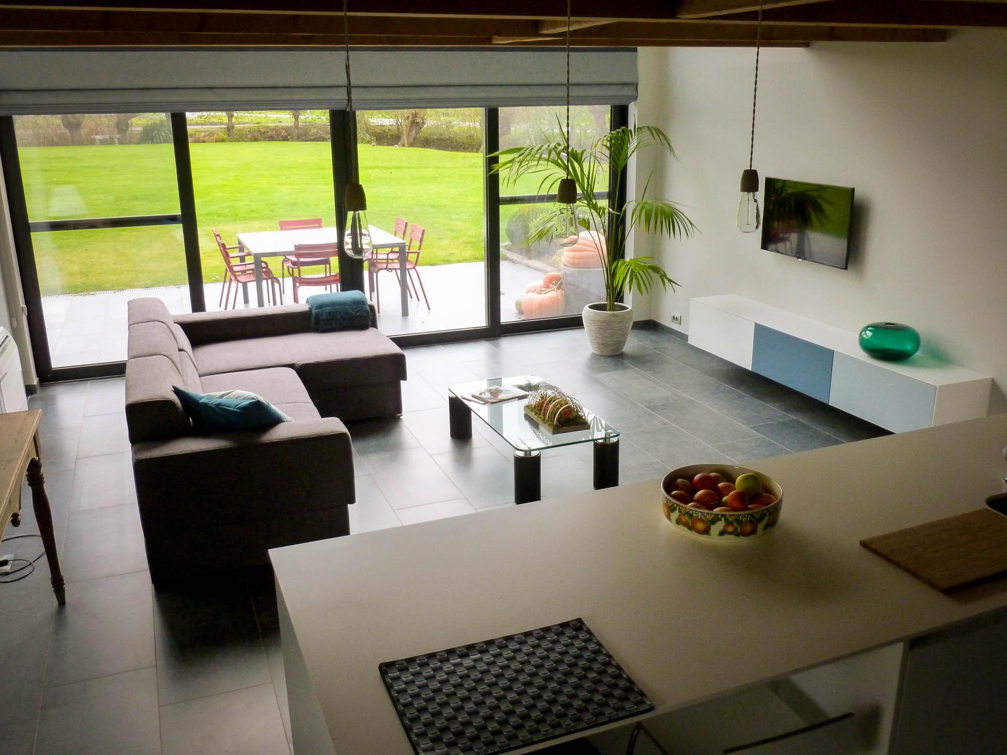 Moderne keukens gent beste inspiratie voor huis ontwerp - Keuken open concept ...